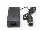 air powered vacuum pump - Car cigarette lighter Power AC Converter adapter for Air pump Vacuum cleaner DC V A Power supply