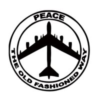 air force accessories - Hot Sale For B Peace Air Force Car Styling Truck Decal Vinyl Funny Sticker Jdm Car Window Accessories Decor