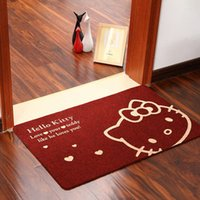 Wholesale NEW Design Hot Sale New Rotatable of Super Magic Slip Resistant Pad Room Oval Carpet Floor mats CM