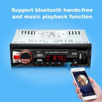 Wholesale 8278 Bluetooth Car Radio Audio Player DIN FM Radio In dash Digital AUX IN Media Receiver SD MMC USB MP3 Player
