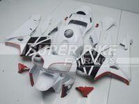 Wholesale New ABS Plastic Full Fairing Kits Fitment Guarantee For Honda CBR600RR F5 CBR600 Bodywork set Nice red white black