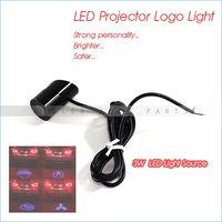 achat en gros de arrière du projecteur-Lumière de projecteur de LED universelle arrière 3W LED pour tous les véhicules