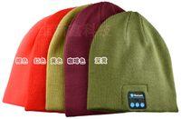 Cheap New Creative Bluetooth Music Cap Bluetooth Headset Multi-functional Hat Knitting Hat of Bluetooth Module