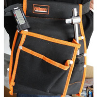 Wholesale High Quality pockets cm cm Toolkit Portable Tool Belt Bag Hanger Wear Lumbar Bag Waist Bags Easy To Carry HW086