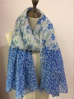 Wholesale 50pcs a Fantastic scarfs for women Nice fashion scarf wraps accessorize polyester long pashmina shawl with DHL