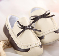 Wholesale New arriving British style shoes Soft sole baby BOY first walking shoes first walker breathable baby shoes for months