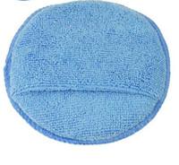 auto wax polish - Pack Car Microfiber Wax Applicator Pads Auto Care Polishing Sponges quot Diameter with pocket