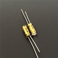 audio grade capacitors - uF V NICHICON FG Fine Gold x11mm V47uF Top Grade Audio Capacitor