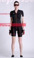 Wholesale Black female short sleeved suit riding wicking female cycling clothing