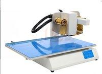 best digital press - Advanced LY A foil press machine digital hot foil stamping printer machine best sales color business card printing