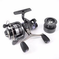 Wholesale Carp Fishing Reel Free Runner Bait Runner Spinning Fishing Reel Size HB4000 with Free Extra Spool