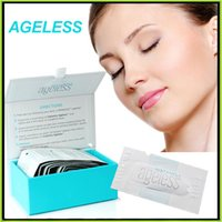 Wholesale 50 Sachets JEUNESSE AGELESS Eye Cream Instantly AGELESS Face Lift Anti Aging Skin Care Products Wrinkle Eye Care Free DHL Shipping