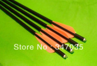 Wholesale ELONG fiberglass arrow quot for Crossbow Bolt archery bow hunting shooting outdoor sport