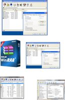 Wholesale 2017 Latest version RARLAB WinRAR FOR win full license Unzip software multiple languages Fast delivery