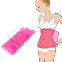 Wholesale New Arrival Newly Sauna Slimming Belt Waist Wrap Shaper Burn Fat Cellulite Belly Lose Weight