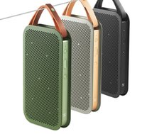 Wholesale DHL top quality latest product BeoPlay A2Bluetooth speakers leather strap the highest sound quality colors