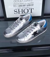Wholesale Golden Goose Superstar Scarpe Uomo Donna GGDB Sneakers Shoes Deluxe Brand Genuine Leather