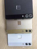 Compra Huawei-<b>Huawei</b> P9 más 64bit MTK 6592 octa núcleo teléfono 4g lte smartphone Android 5.0 3gb ram 6.0 pulgadas goofón P9