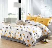 Wholesale Cotton covered times Qiu dong is m sheet bedding bag contracted bedding suite bed dormitory cotton