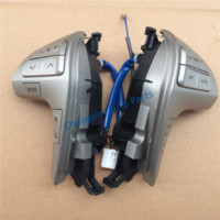 Wholesale Auto Parts Steering Wheel Combination Switch Brand New OEM STEERING PAD SWITCH ASSY For TOYOTA CAMRY ACV4 AHV41