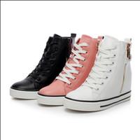 Top de las mujeres de la manera del PP atan para arriba las zapatillas formales de la zapatilla de deporte formales de la manera para las muchachas de las señoras de las muchachas de las mujeres de moda