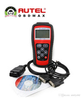 car diagnostic scanner achat en gros de-Autel MaxiScan MS509 Lecteur de code automobile Autel MS509 OBDIIOBD Auto OBD2 Scanner Maxiscan MS 509 Automotive Diagnostic Tool