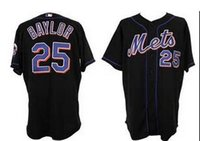 Wholesale Don Baylor New York jersey shirts size small S xl
