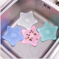 bathroom sink strainer basket - Kitchen Bathroom Basin Drain Dopant Sink Waste Strainer Basket Leach Plug Soft Starfish pieces