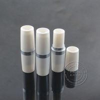 TM-LP655 3.5-4.0g for lip stick H73mm LP655 UV pearl white lip stick case empty lipstick container 500pcs lot, 11.8mm inner cup diameter 170309#