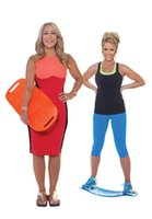 Wholesale simply fit board sport skateboards surfing board Core Workout Board Simply Fit by Lori Greiner Exercise Healthy Perfect Gift with CD