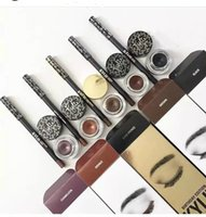 Wholesale In stock sale colors Kylie Cosmetics Kylie Kyliner In Brown Black gold Kyliner Kit Birthday Edition Dark Bronze Set