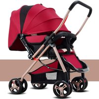606 berry travels - luxurious Baby You can reverse Stroller Car Seat in1 Travel System Infant Carriage By Bassinet Berry