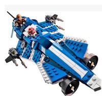 Wholesale Star Wars building blocks Anakin s Jedi star fighter