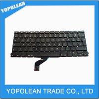 apple laptops uk - New Laptop UK Keyboard quot For MacBook Pro Retina A1425 Keyboard Black and