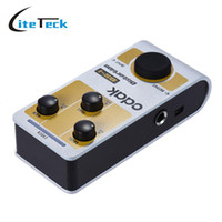 Wholesale New Arrival DS Innovative Distortion Guitar Effect Pedal Effector Powered by USB Cable High Quality Guitar Parts