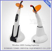 b cure - Dental Wireless Curing Light Lamp LED B W Dentist Tools LED Curing Light