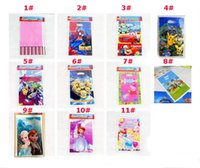 best bond paper - Christmas gift pearly loot bag Pikachu poke bags Minions frozen Elsa Anna pig dog car plastic shopping bag package party decoration best