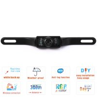 Wholesale Portable Degrees Wide Angle View Car Waterproof IP67 LED Rear View Car Reverse Backup Camera Reversing Parking Distance car dvr