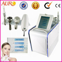 ampoule machine - ampoules mesothery meso injector mesotherapy gun u225 Skin Whitening Injection Facial cold hammer RF micro needle beauty Machine AU S585