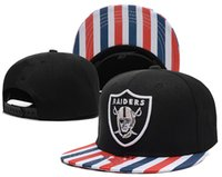 Wholesale 2017 Raiders Oakland Snapback Caps Adjustable Football Snap Back Hats Hip Hop Snapbacks High Quality Players Sports men womenc ap