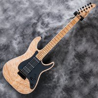 Wholesale custom guitar shop Schecter masterwork ss electric guitar birdseye maple top with alder body High quaolity electric guitar