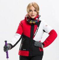 Wholesale women ski suits jackets winter snowboard ski jacket Waterproof Breathable Wind warm ski jacket xxl
