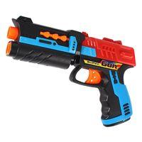 best hand guns - ABS Air Pressure Toys Gun Soft Bullet Safe Environmental Muzzle Soft Hand Shank Best Gift For boys