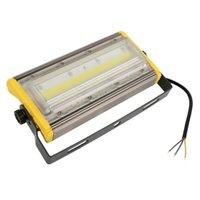 aluminium wall lights - AC V LED Flood Light IP Waterproof W Outdoor Spotlight Aluminium Alloy LED Flood Light