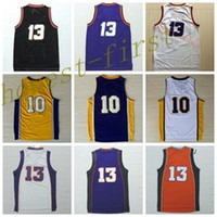 Wholesale Best Quality Men Sports Wear Classical Basketball Jerseys Cheap Shirts Rev New Material Stitched With Player Name Team Logo