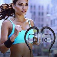 Wholesale S Sports Bluetooth Headset Earphone Bluetooth Headset Hands free Jogging Binaural Headphone