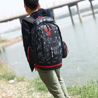 Wholesale 2017 new kobe Backpack Waterproof Outdoor Trekking Tactical Camping Military Sports Rucksacks Backpacks Classic Bag Multi Color
