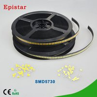Wholesale Original Epistar High Lumen SMD lamp Beads Chip lm light Emitting Diode LEDs For LED Strip light Bulb