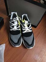 al por mayor impulso y3-Original 1: 1 de la versión Y-3 PUROS Primeknit ZG Kint Pulsa los zapatos ocasionales Y3 de los zapatos ocasionales puros, 2017 zapatos ocasionales para los muchachos envío libre
