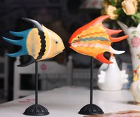 articles content - Content classic threads to tropical fish furnishing articles Wedding Decoration Mediterranean Style Home Nautical Decor pc set